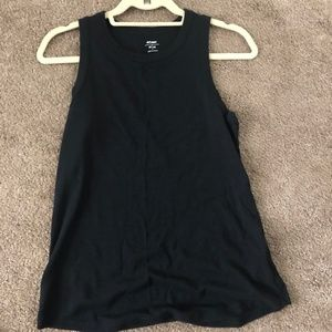 Black Old Navy Tank